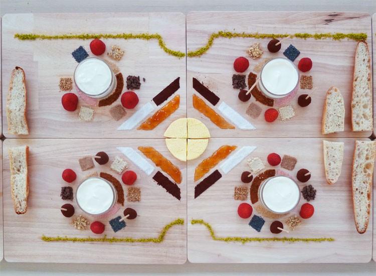 composition du petit déjeuner à la francaise