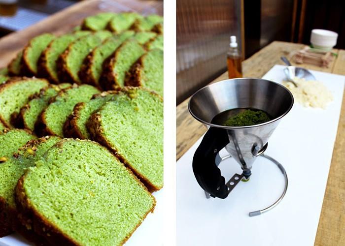 cake vert