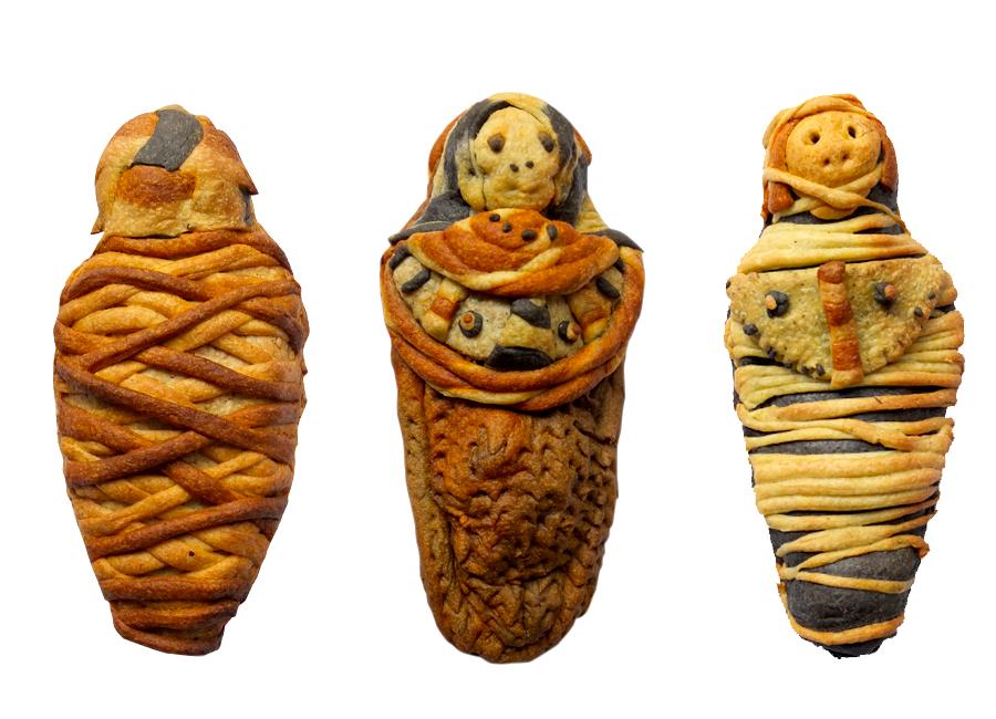 momies patés en croute