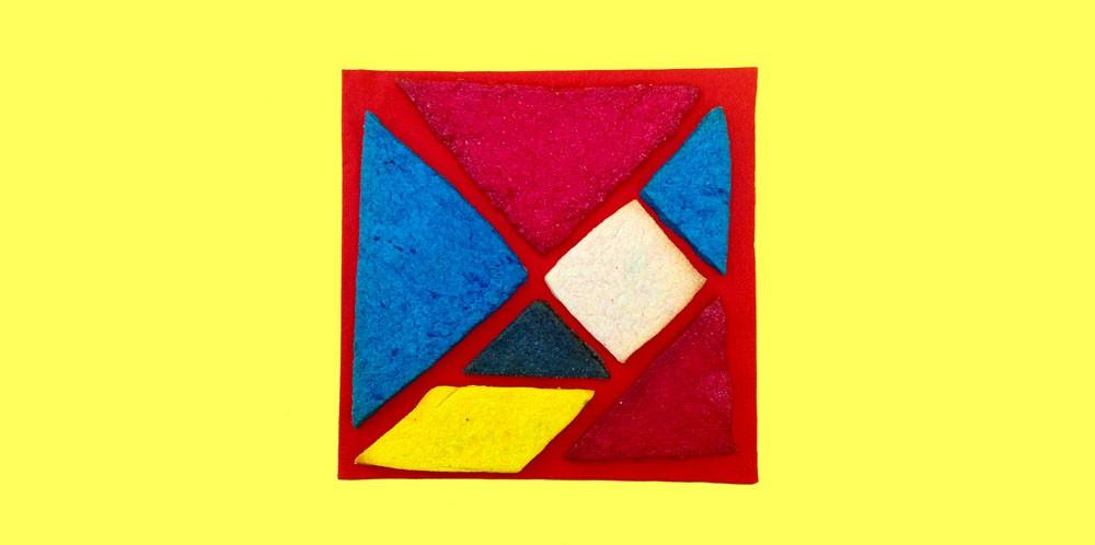 sablés tangram