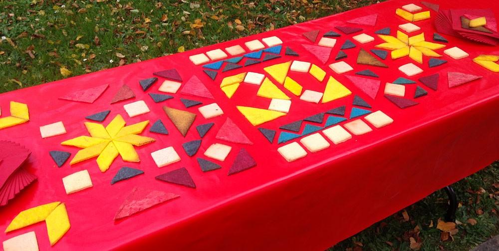 goûter tangram