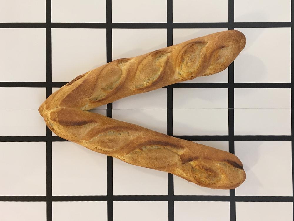 lettres en pain